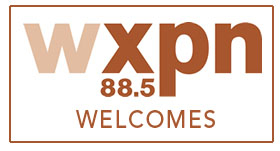 WXPN Welcomes Color logo