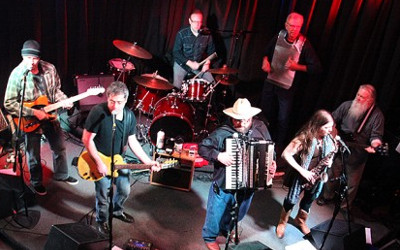 Black Rock Zydeco at the TK Club 5/17/14