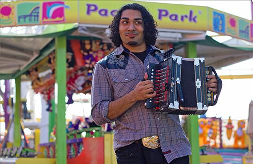 Ruben at the park small